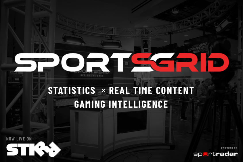 SportsGrid Network Launches on Streaming Service STIRR