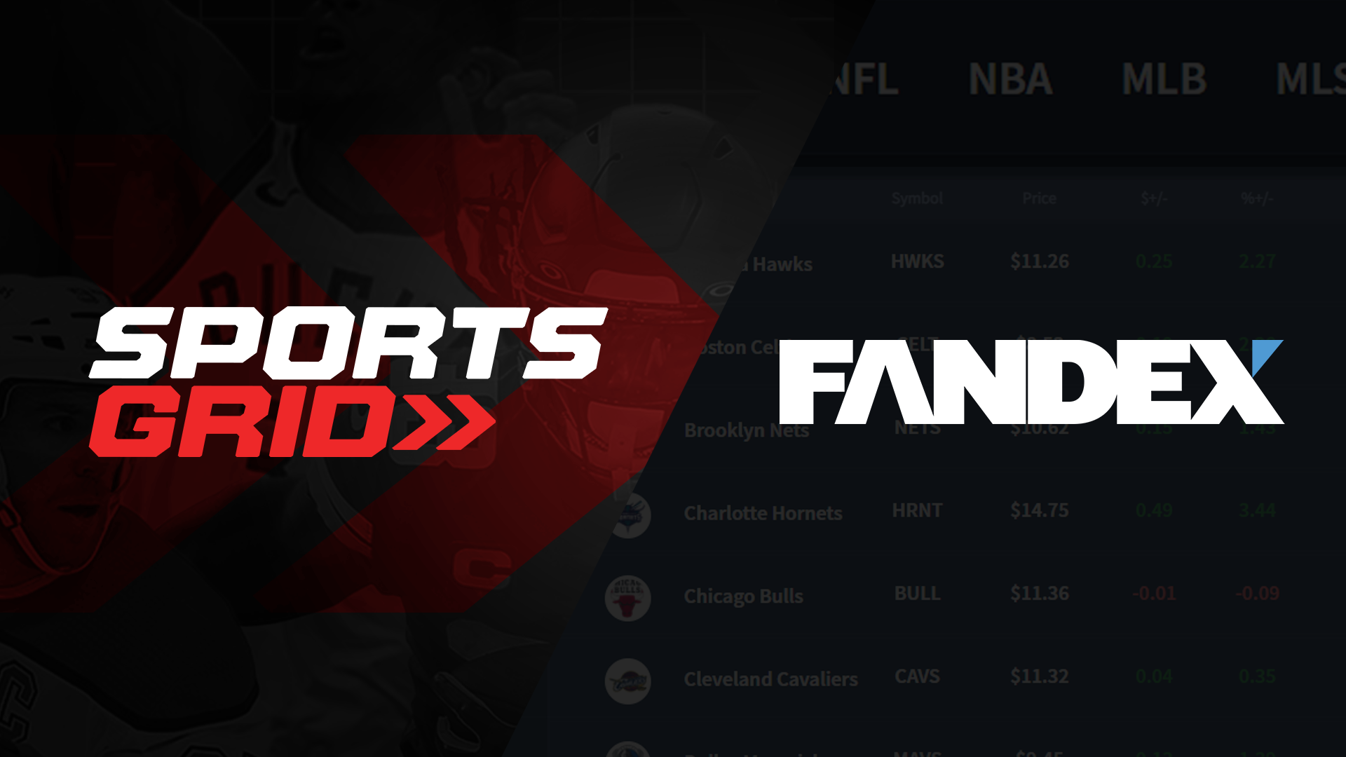 SportsGrid Announces Innovative Gamification Partnership with FANDEX