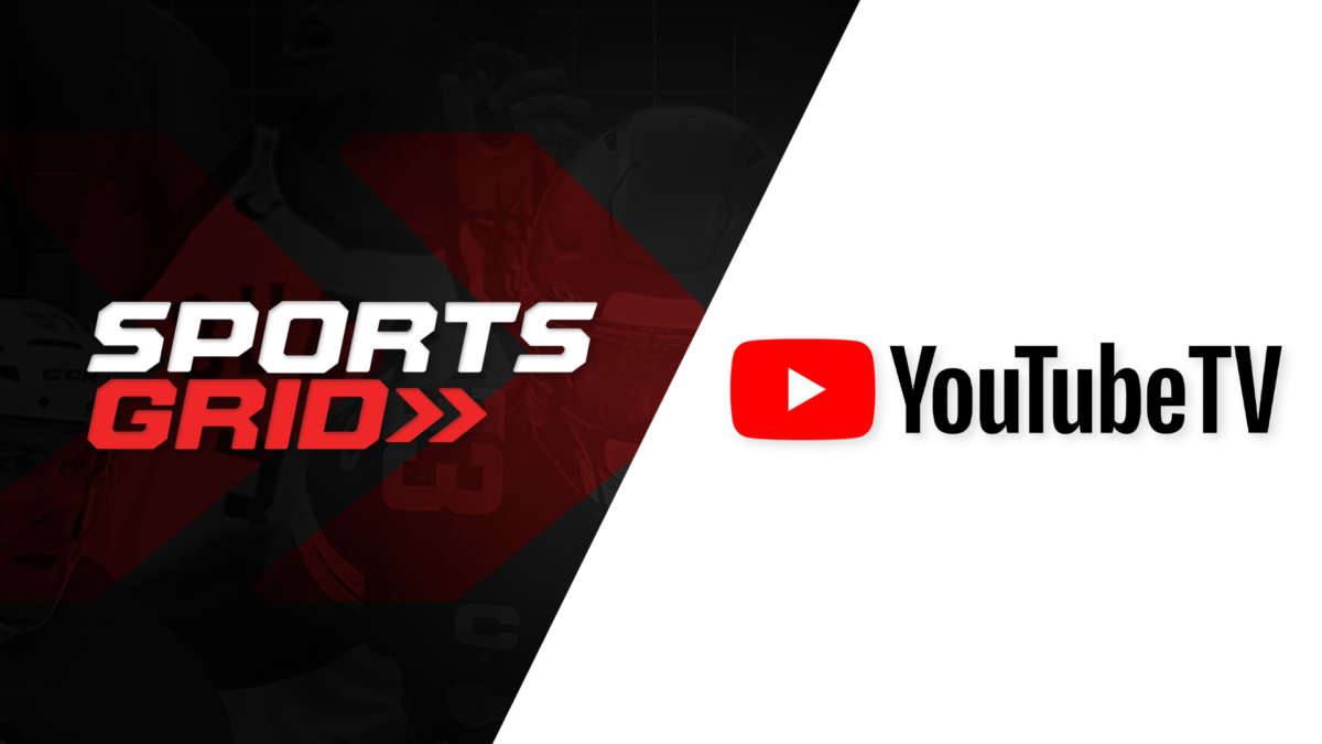 SportsGrid Network Launches on YouTube TV as Add-On Option